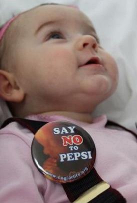 Say No to Pepsi